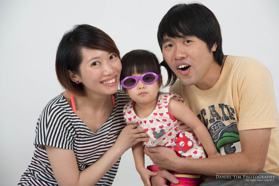 family photos排版10