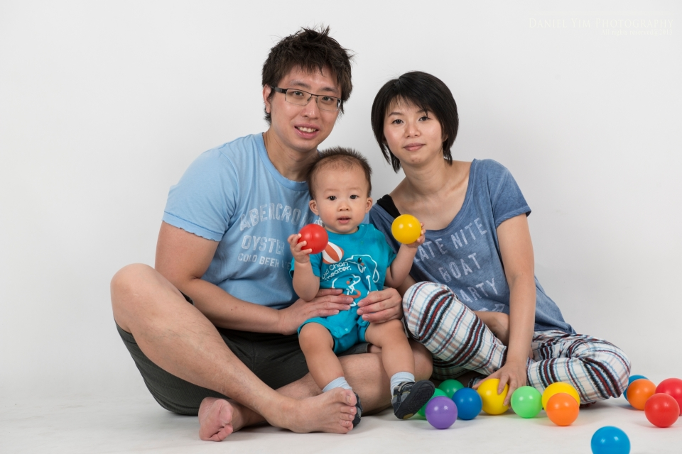 family photos排版13